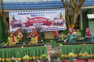 SD Negeri 1 Bengkalis Ikuti Lomba Video Ensambel Musik Tingkat Nasional