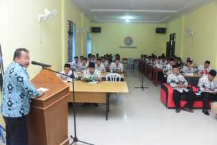 Plt Kadisdik Hadiri Konferensi PGRI Kabupaten Bengkalis Tahun 2018