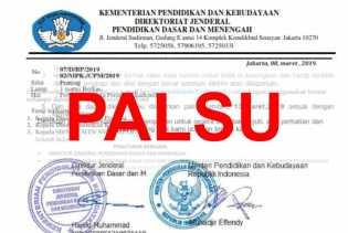 Kadis Kominfotik Johansyah: Surat Permintaan Data Prestasi Akademik dari Kemendikbud itu Hoaks