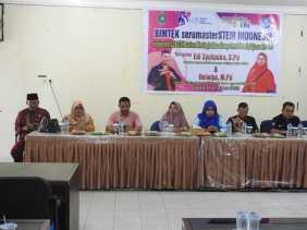 Wakili Kepala Dinas Agusilfridimalis Membuka Bimtek Serumaster STEM INDONESIA