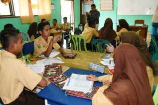 2 Tahun Jadi Mitra Tanoto Foundation, SMP Negeri 3 Bantan Maju di Berbagai Bidang