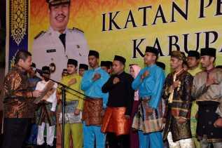 IPMKB Pekanbaru 2017-2019 Resmi Dilantik Bupati Bengkalis