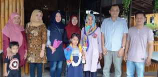Luar Biasa, Fhifia Destri Anindya Juara 3 FLS2N Tingkat Nasional