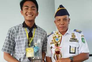Siswa SMAS Cendana Duri Wakili Riau di Pemilihan PPKJ Tingkat Nasional